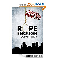 FREE: Rope Enough (The Romney and Marsh Files) by Oliver Tidy