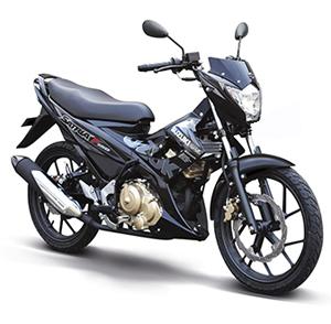 Daftar Harga Kredit Motor Suzuki - DP Terjangkau Cicilan Ringan