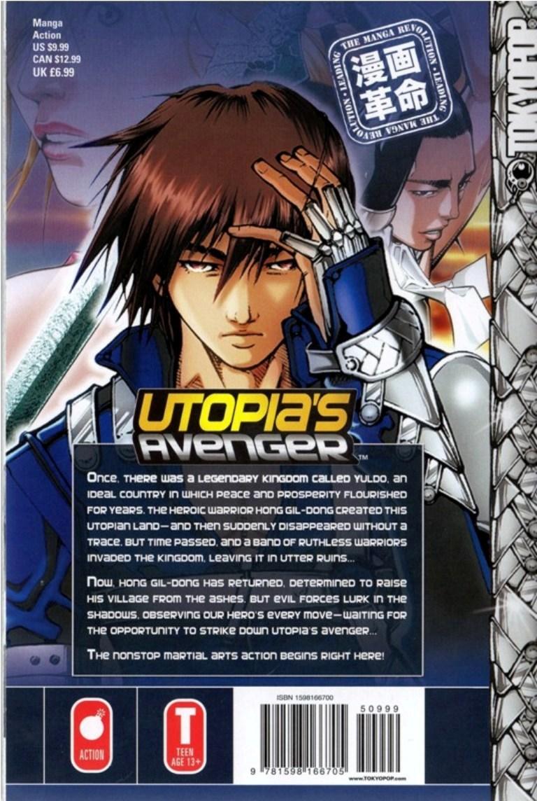Utopias Avenger chap 5 - Trang 23