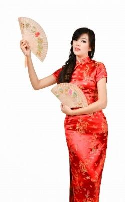فستان الزواج الأبيض غير موجود في قاموس الصينيات