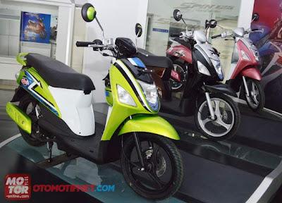 Harga Suzuki Lets