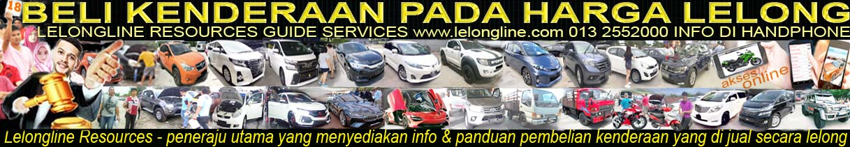 0132552000 CALL NOW Lelongline Resources n 4more info baca dari Laman Utama www.lelongline.com