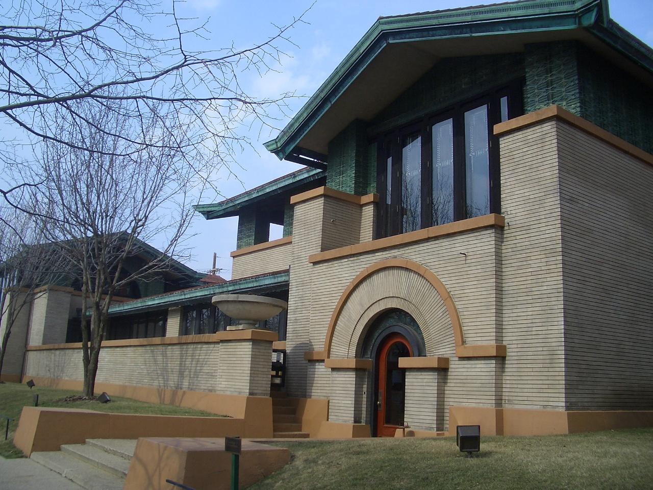 Cool Architecture Frank Lloyd Wright Springfield Il 2007