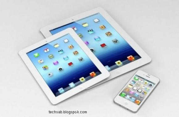 ipad mini dan iPhone 5