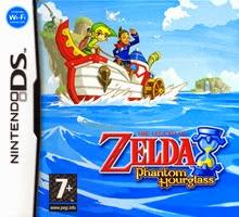 The Legend of Zelda Phantom Hourglass (Nintendo DS) (Español)