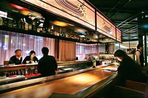 Roppongi Wine Bar Counter Joy Studio Design Gallery