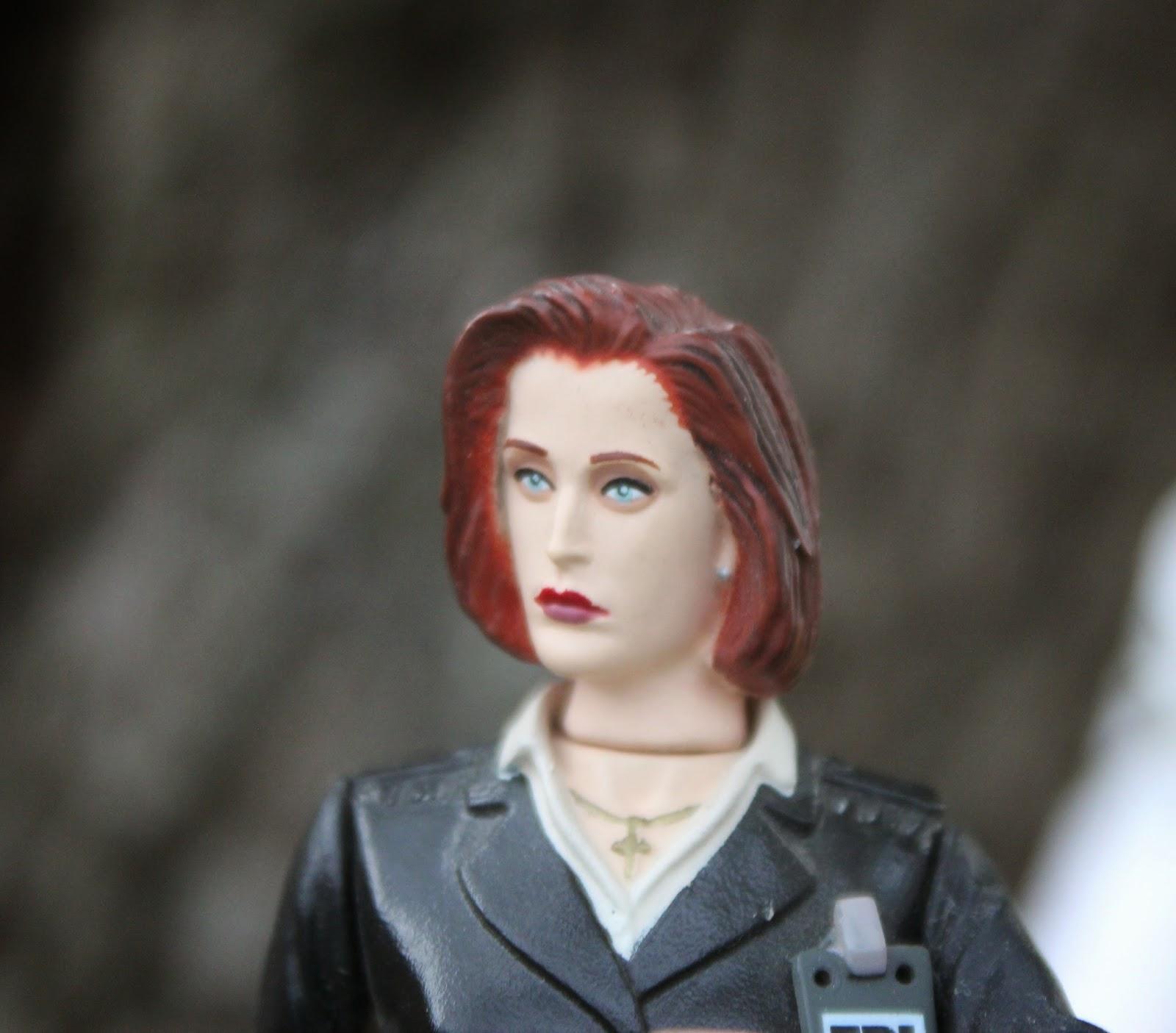 2018 Gillian Anderson as Dana Scully, X-Files