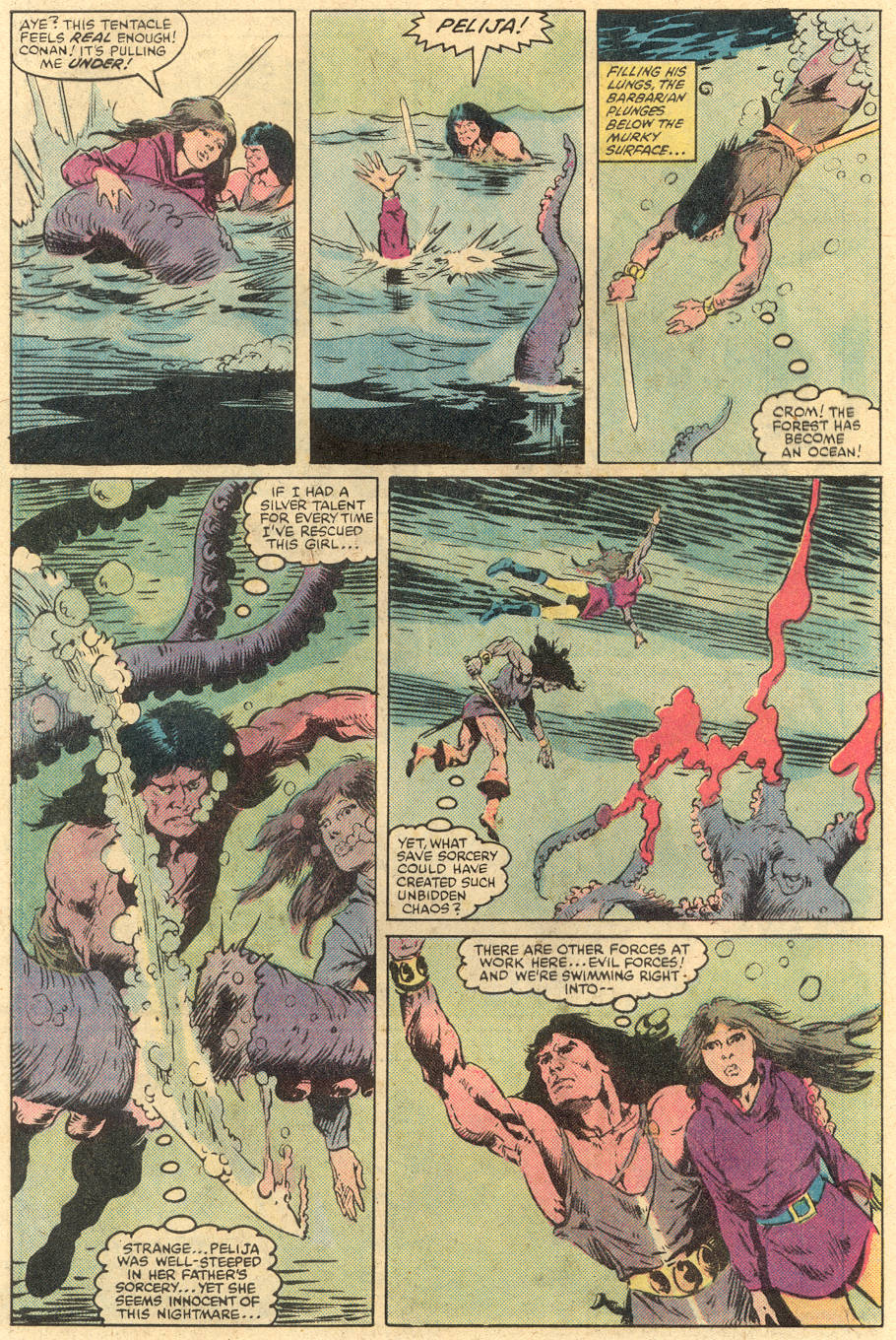 Conan the Barbarian (1970) Issue #138 #150 - English 6