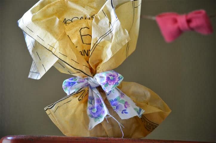 'Pretty Wrap'