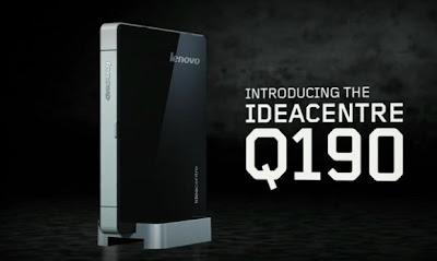 Komputer Mungil IdeaCentre Q190 Besutan Lenovo