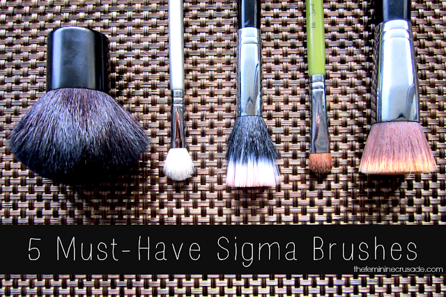 5 Must-Have Sigma Brushes
