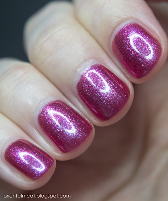 Nicole by OPI-Best Pink Ever