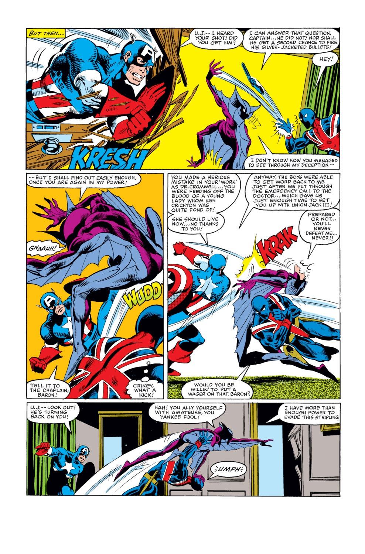 Captain America (1968) Issue #254 #169 - English 18