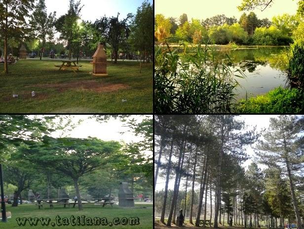 Eskişehir Regülatör Piknik Alanı