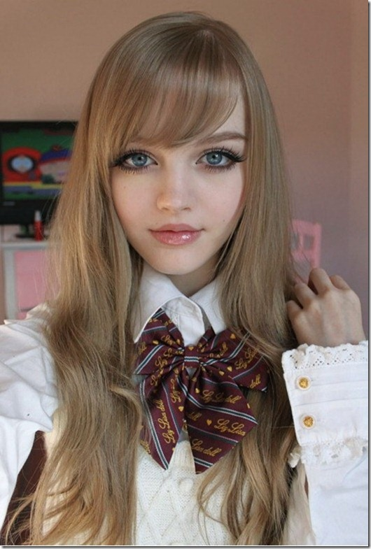 Barbie Girl Real