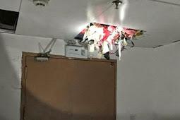Pencuri 2.000 Lingerie Tertangkap Setelah Atap Rumah Runtuh