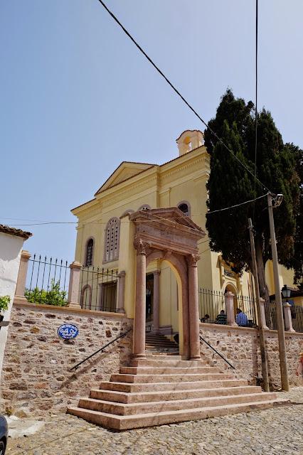 cunda-ayvalik-rahmi koc muzesi-taksiyarhis kilisesi