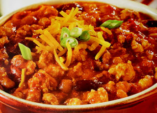 turkey chili Vegan Chili Recipe