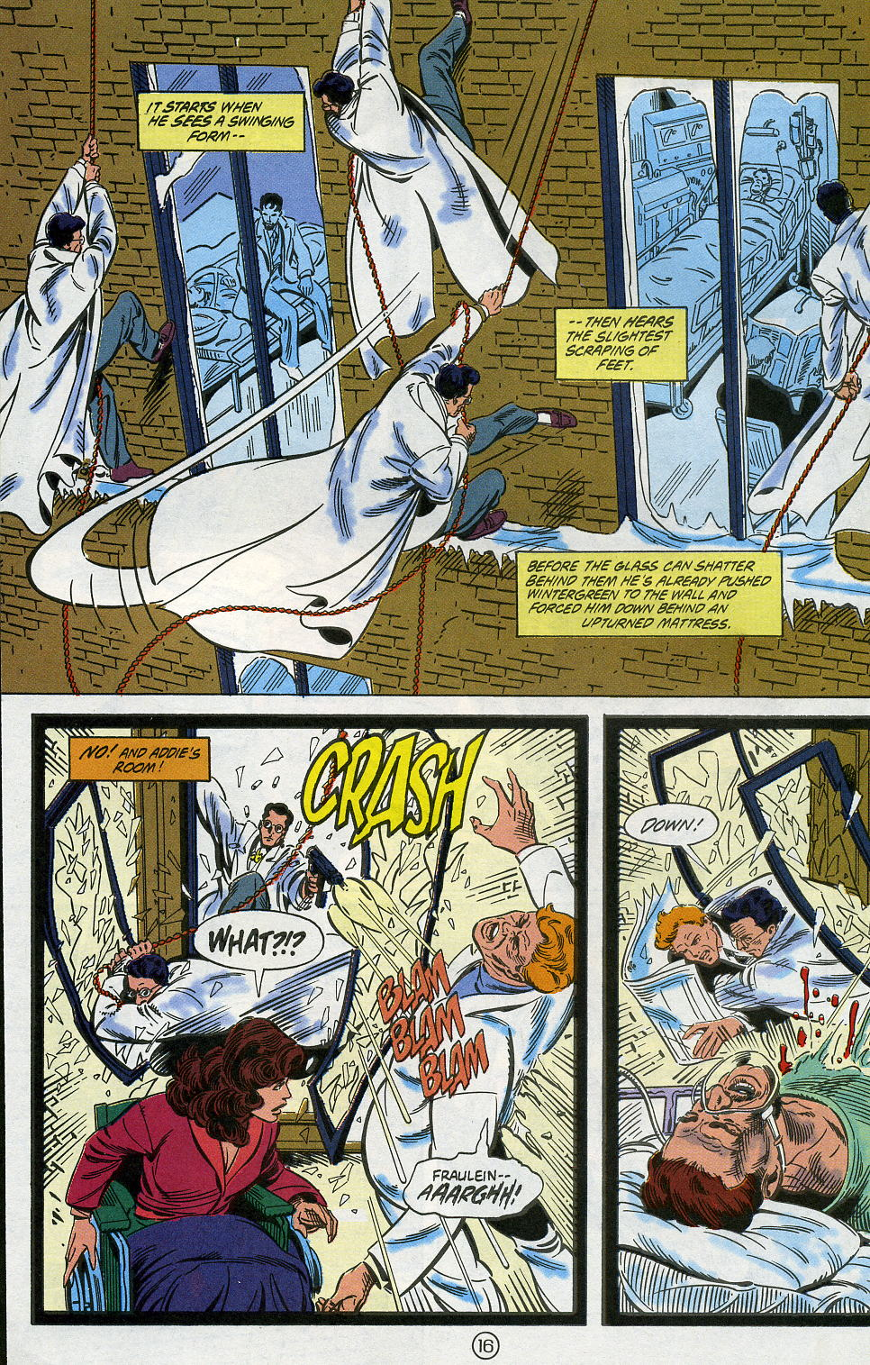 Deathstroke (1991) Issue #5 #10 - English 20