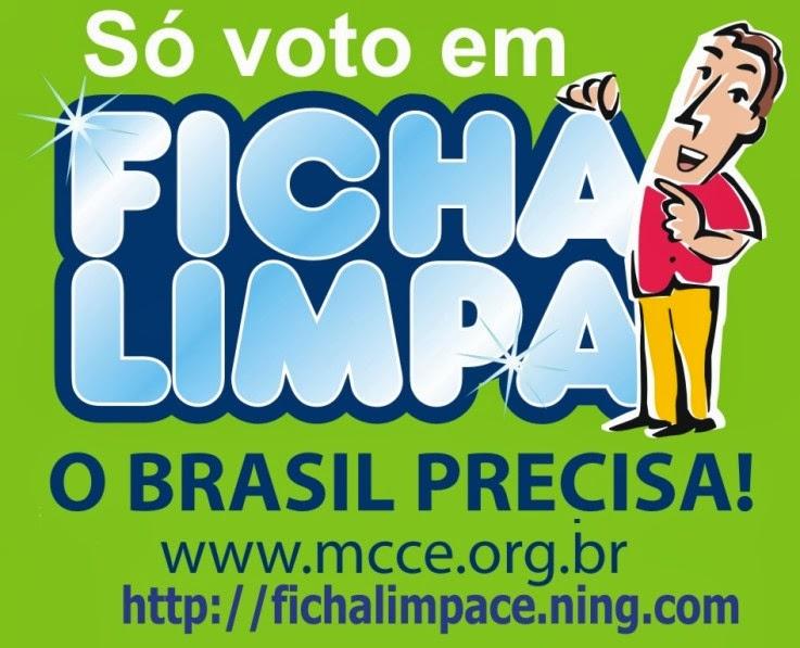 Eleições 2014 - A Lei da Ficha Limpa é pra valer