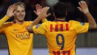 Borisov vs Barcelona 0-2 Video Gol & Highlights