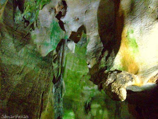 Cueva de las calaveras en Benidoleig. Alicante