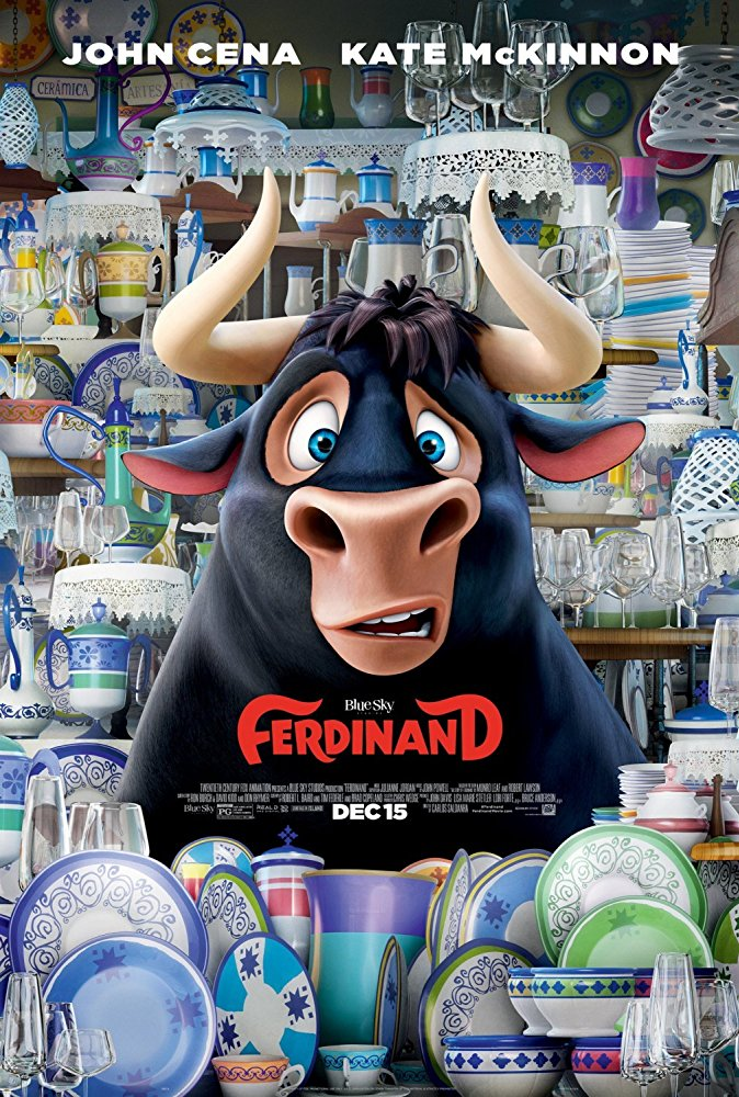 Ferdinand 2017 720p Esub BluRay  Dual Audio English Hindi  GOPISAHI