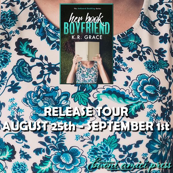 Her Book Boyfriend Release Tour
