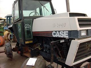 Case 2394 parts