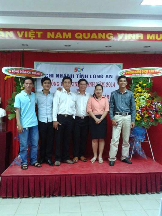SCTV chi nhánh Long An