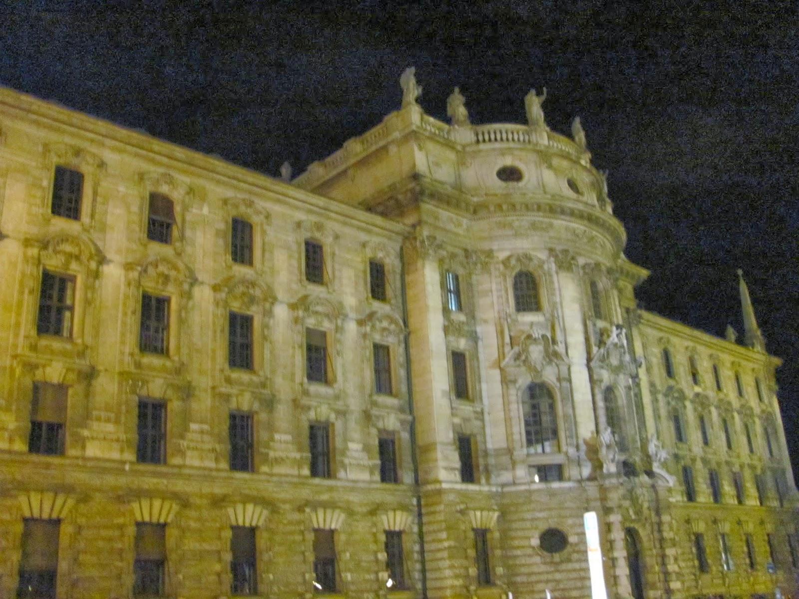 Landgericht Munchen- Munich District Court Germany