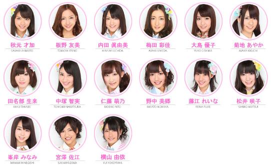 Info, Foto, Profil AKB48 - Grup Pop Terbesar di Dunia Asal Jepang
