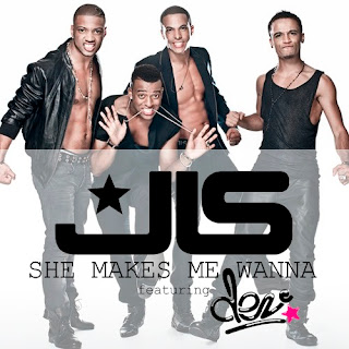 JLS - She Makes Me Wanna (feat. DEV) Lyrics