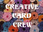 Gewinn bei Creative Card Crew  11.06.2013