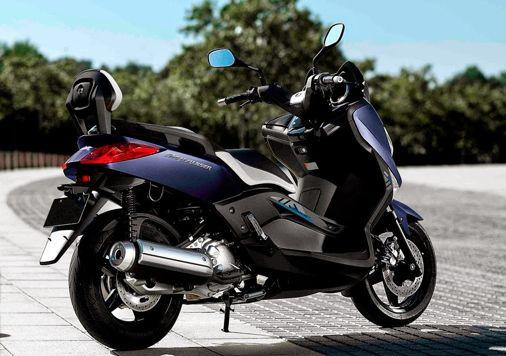 MBK Skycruiser 125cc Sport SCooters HD Wallpapers