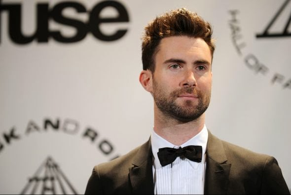 Adam Levine world's 'Sexiest Man Alive'