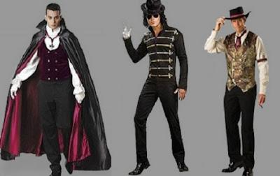 Fantasias de Carnaval Masculino vampiro