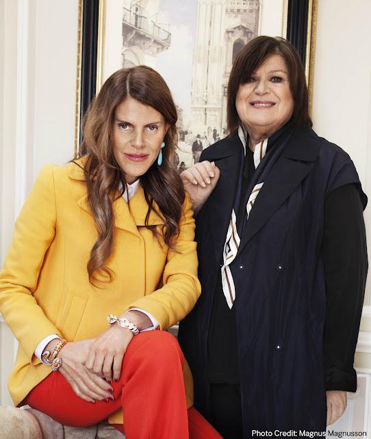 Anna Dello Russo diseñará una sensacional colección de accesorios para H&M