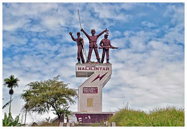 Monumen Halilintar