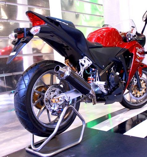 Honda CBR 250R Modif By Nui Racing