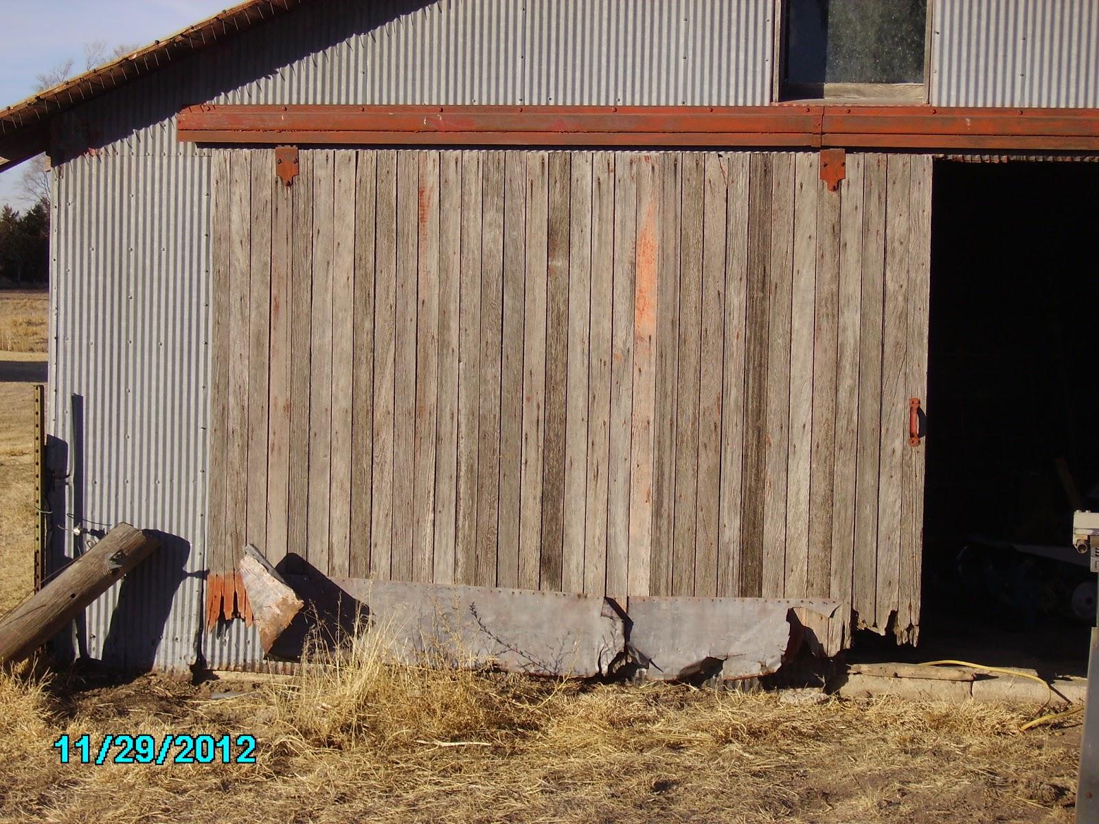 ... 50s Farmer Bigger Than A Barn Door ...