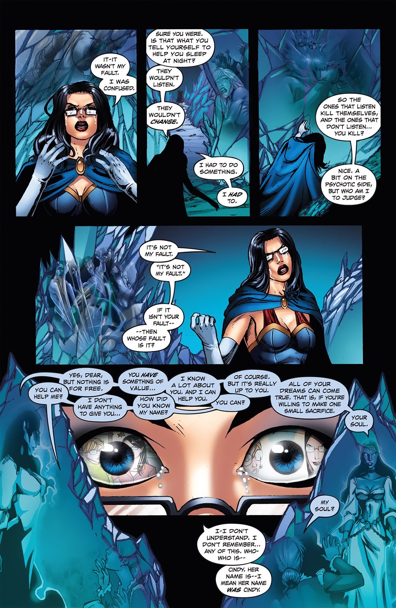 Grimm Fairy Tales (2005) Issue #23 #26 - English 8