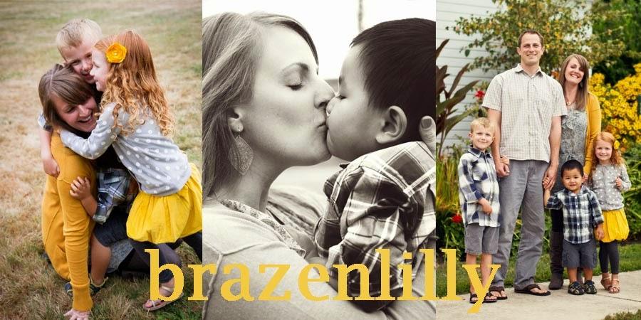 BRAZENLILLY
