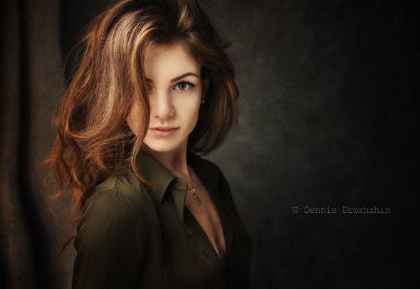 Dennis Drozhzhin fotografia fashion mulheres modelos sensuais retratos beleza Alenka