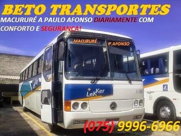 BETO TRANSPORTES