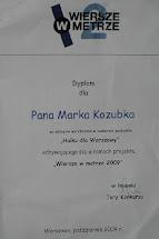Haiku dla Warszawy