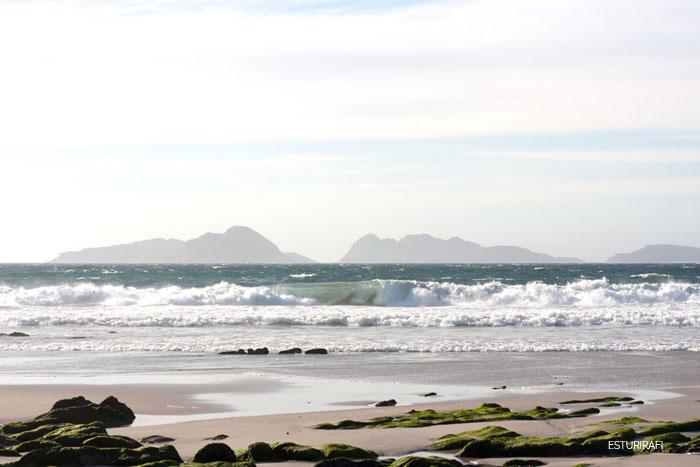 Playa, Islas Cíes, Caminar, Galicia