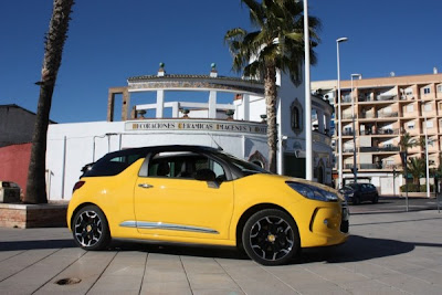 Preview: Citroen DS3 Cabrio