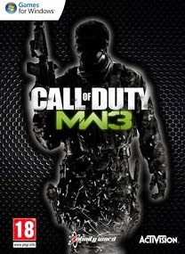 Call of Duty Modern Warfare 3 PC Game Cover www.ovagames.com 1 Call of Duty Modern Warfare 3 RePack Black Box