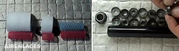 Airgun supressor